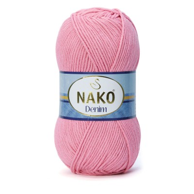 Пряжа NAKO Турция Denim Nako 11582