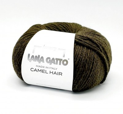 Пряжа Lana Gatto Camel Hair 5410
