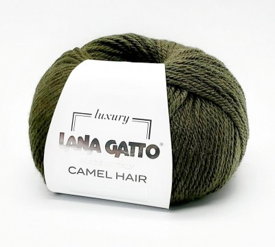 Пряжа Lana Gatto Camel Hair 5913