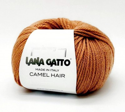 Пряжа Lana Gatto Camel Hair 8403