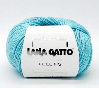 Пряжа Lana Gatto Feeling 14002