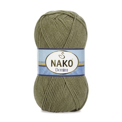 Пряжа NAKO Турция Denim Nako 11191